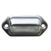 Mini LED License Plate Light Water Tight