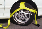 Tow Dolly Wheel Bonnets