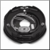 "12"" x 2""---Dexter RH ELEC Complete Brake Assembly 4.5K, 5.2K, 6K (23-106) Free Delivery...Lower 48 States"