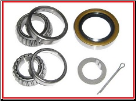 BEARING KIT FOR 84 SPINDLE 1.063 -1.375  DOUBLE LIP SEAL, 1 WHEEL (SKU: BK2-100)