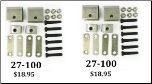 2K-7K Single Hanger Kit (SKU: 27-100)