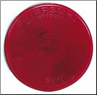 "4"" Round Beam Only - Red"