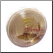 "4"" Round Beam - Clear (SKU: 11-102-5-OP)"