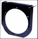 "4"" Round Mounting Bracket (SKU: 11-102-6)"