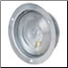 Flush Bucket Light - Clear/Stainless (SKU: 11-106-S)
