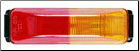 11-224 Clearance Light Amber/Red Split