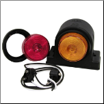 Fender-Mount Clearance Light Kit