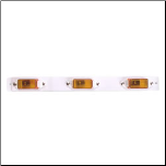 11-301-OP     3-BAR IDENTIFICATION LIGHT AMBER - Optronics