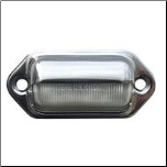 Mini LED License Plate Light Water Tight (SKU: 11-980-OP)