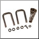 B&W Bolt Kit for Safety Chains (SKU: 16-595)