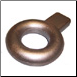 Pintle Ring - Weld-on,  PINTLE RING WELD-ON 10,000# WALLACE FORGE