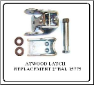 "2"" A-Frame Repair Kit,  ATWOOD LATCH REPLACEMENT 2""BALL  15775 / 6750015 (SKU: 18-110)"