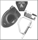 Bull Dog Gooseneck Coupler Head Assembley