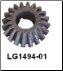 Miter Gear - Binkley LG1494-01 - Upper Miter Gear for Dropleg Jack #48000