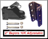 "2"" Coupler - Buyers, ADJ COUPLER HEAD 2"" BUYERS 10K (SKU: 21-302-2-Kit-4H)"