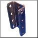 4-Hole Leveler Channel... Heavy Duty Steel Construction / 8978 (SKU: 21-304)