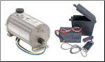 Dexter1600 PSI (Disc) Electric/Hydraulic Actuator With Breakaway (SKU: 21-356 /20-236-7 Kit)