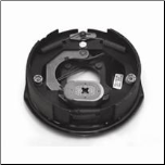 "10"" x 2 1/4""---Brake Assembly LH W/Hardware (3.5K)  023-026-00 equivalent   ...Free Delivery...Lower 48 States"