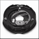 "12"" x 2""--- DEXTER  LH ELEC IMPORT  Complete Brake Assembly 4.5K, 5.2K, 6K (23-105) equivalent   ...Free Delivery...Lower 48 States"