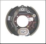 "12 1/4"" x 3 3/8"" Brake Assembly 9-10K General Duty (23-450)  FREE DELIVERY ""LOWER 48"" (SKU: 27-448-2)"