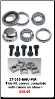 27-089-MHU       Mobile Home Bearing Kit (SKU: 27-089-MHU-WR)