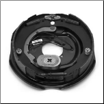 "12"" X 2"" --7K LH Complete Brake Assembly 23-180. equivalent   ...Free Delivery...Lower 48 States"