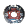 8K  LH Complete Brake Assembly - Duo-servo 23-402 (SKU: 27-466-F)