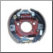 8K   RH Complete Brake Assembly - Duo-servo 23-403 (SKU: 27-467-F)