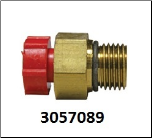 ADAPTER FITTING, ADAPTS 9579-2 TO FIT 10K - 12K DISC CALIPERS