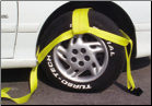 Tow Dolly Wheel Bonnets (SKU: 34-070)
