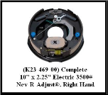 3500# Nev-R-Adjust® Electric- RH