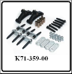 K71-359-00 Heavy Duty Suspension Kit (SKU: K71-359-00)
