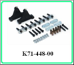K71-448-00 Heavy Duty Suspension Kit (SKU: K71-448-00)