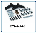 K71-449-00 Heavy Duty Suspension Kit (SKU: K71-449-00)