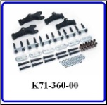 K71-360-00 Heavy Duty Suspension Kit