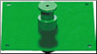 "Hide-Away King Pin - Binkley, Standard 2"" king pin  32,000 lbs. rating."