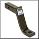 "6"" Hitch Bar -HI/LO 6"" DP SOLID BAR 10,000# (SKU: 28-114-S)"