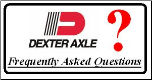 Dexter Axle Frequently Asked Questions